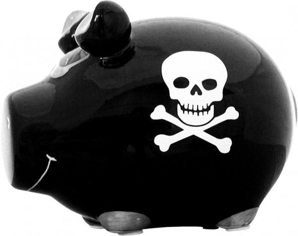 Lustiges Sparschwein- Piratenschwein - von KCG