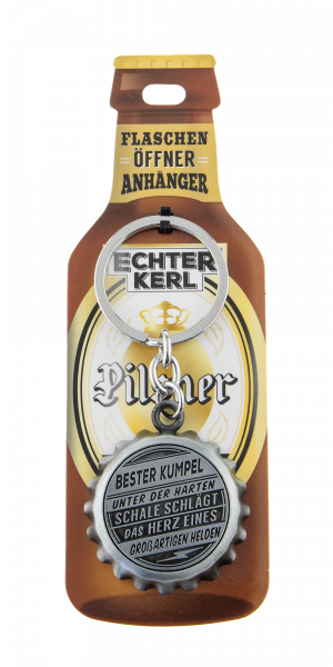 Bester Kumpel, H&H, Schlüsselanhänger, Flaschenöffner