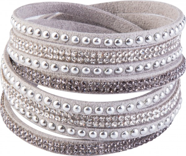 Goldline - COMBINATION 4 YOU JEWELRY® - Crystal Line Armband Wickelarmband 15
