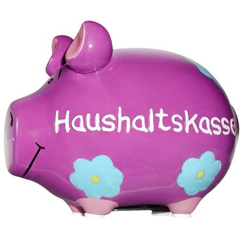 KCG Sparschwein Haushaltskasse