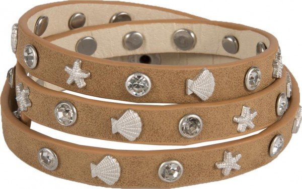 Goldline - COMBINATION 4 YOU JEWELRY® - Nautic - Armbänder Wickelarmband 59