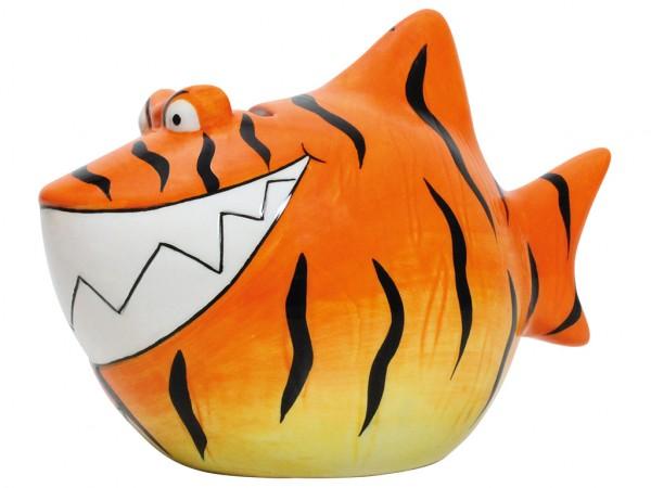 Lustiger Sparhai - Tiger-Hai - Sparbüchse von KCG