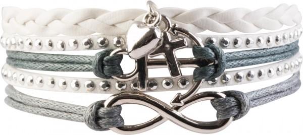 Goldline - COMBINATION 4 YOU JEWELRY® - Infinity Line Armband Nr.37