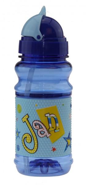 John Hinde Trinkflasche mit Namen Jan