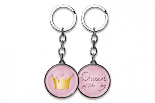 La Vida - Schlüsselanhänger für Dich - Queen of the Day