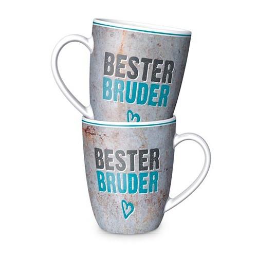 La Vida - Becher für Dich - Bester Bruder