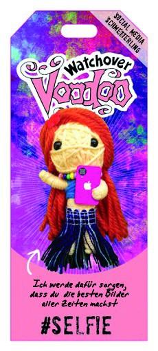 Watchover Voodoo Puppe - Sammelpüppchen - Original Voodoo - Selfie