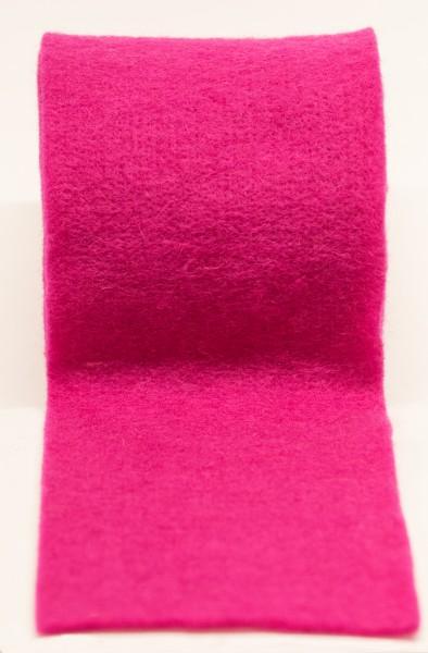 Filzband, Topfband, pink, Filz 100% Wolle