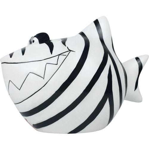 Lustiger Sparhai - Zebra-Hai - Sparbüchse von KCG