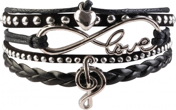Goldline - COMBINATION 4 YOU JEWELRY® - Infinity Line Armband Nr.1