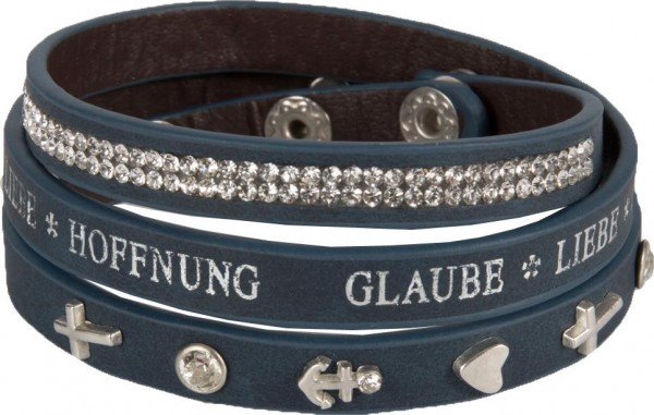 Goldline - COMBINATION 4 YOU JEWELRY® - Nautic - Armbänder Wickelarmband 06