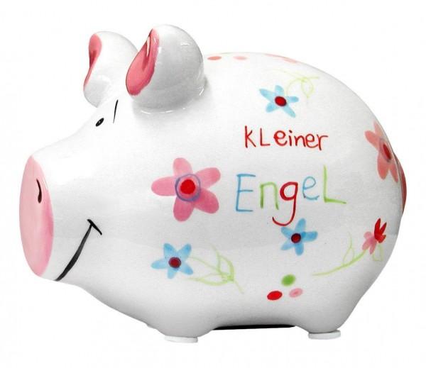 """Süßes Sparschwein """"Mein kleiner Engel"""" - Sparbüchse aus Keramik von KCG"""