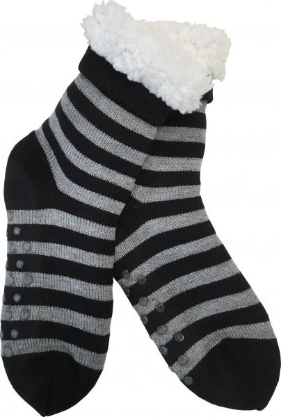 Goldline Hüttensocken Nr. 28 ABS - Socken Norway-Style Stoppersocken Kuschelsocken-Copy