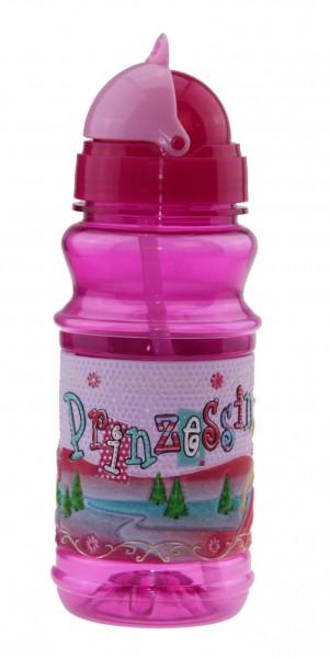 John Hinde Trinkflasche mit Namen für Kinder Prinzessin