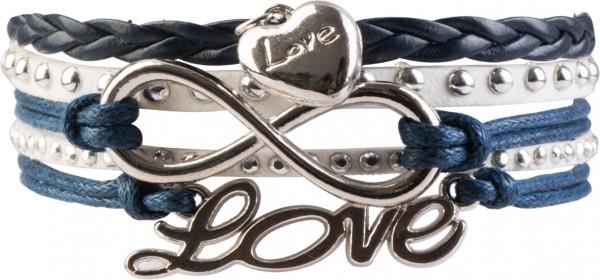 Goldline - COMBINATION 4 YOU JEWELRY® - Infinity Line Armband Nr.44