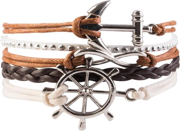 Goldline - COMBINATION 4 YOU JEWELRY® - Infinity Line Armband Nr.25