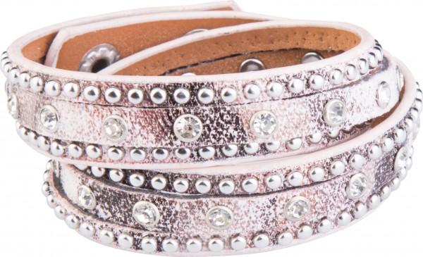 Goldline - COMBINATION 4 YOU JEWELRY® - Crystal Line Armband Wickelarmband 71