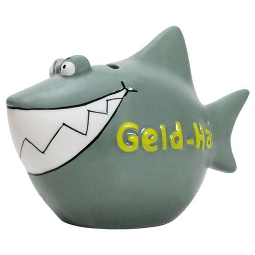 Lustiger Sparhai - Geld-Hai - Sparbüchse von KCG