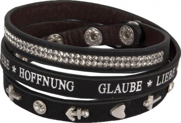 Goldline - COMBINATION 4 YOU JEWELRY® - Nautic - Armbänder Wickelarmband 25