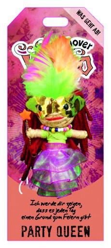 Watchover Voodoo Puppe - Sammelpüppchen - Original Voodoo - Party Queen