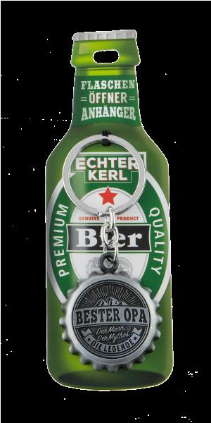 Bester Opa H&H Flaschenöffner