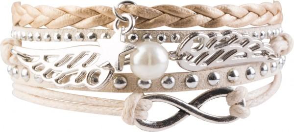 Goldline - COMBINATION 4 YOU JEWELRY® - Infinity Line Armband Nr.26
