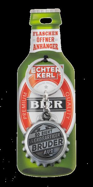 Bruder - H&G - Flaschenöffner - Schlüsselanhänger