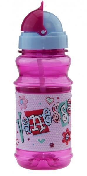 John Hinde Trinkflasche mit Namen Vanessa