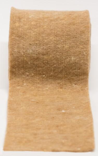 Filzband - Topfband - Filz - 15 cm - beige