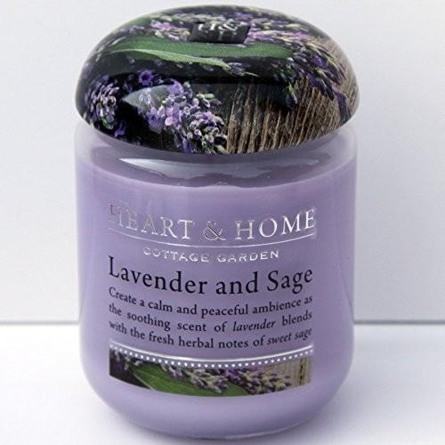 Lavendel, Duftkerze