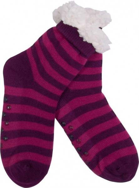 Goldline Norwegersocken, Hüttensocken,pink gestreift bei HIKO Eventdeko