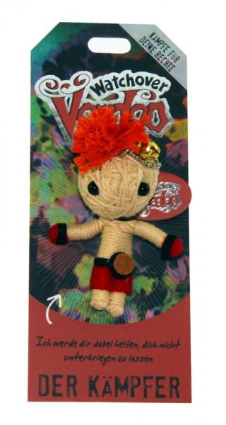 Watchover Voodoo Puppe - Sammelpüppchen - Original Voodoo - Der Kämpfer