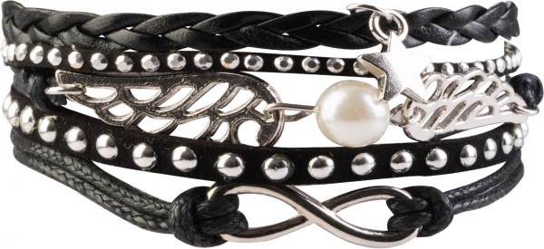 Goldline - COMBINATION 4 YOU JEWELRY® - Infinity Line Armband Nr.3