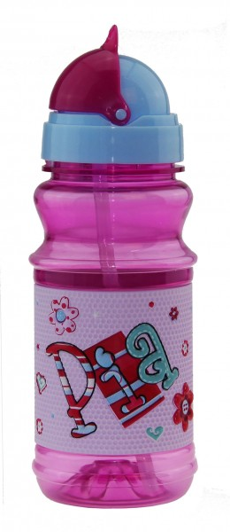 John Hinde Trinkflasche mit Namen Pia