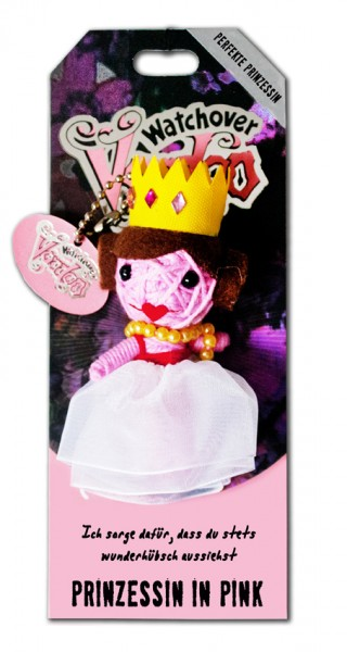 044 Prinzessin in Pink