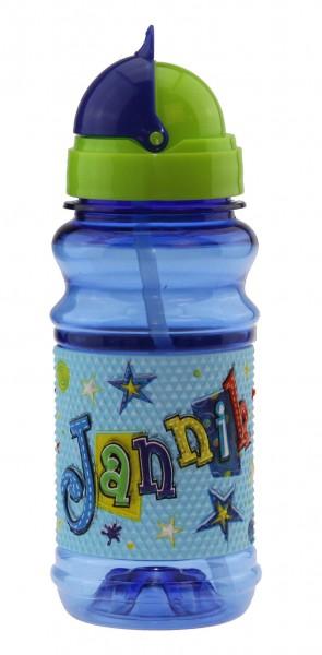 John Hinde Trinkflasche mit Namen Jannik
