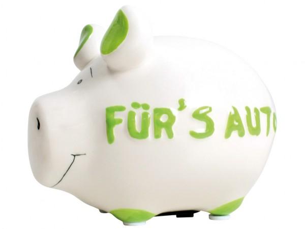 Lustiges Sparschwein- Für's Auto - von KCG