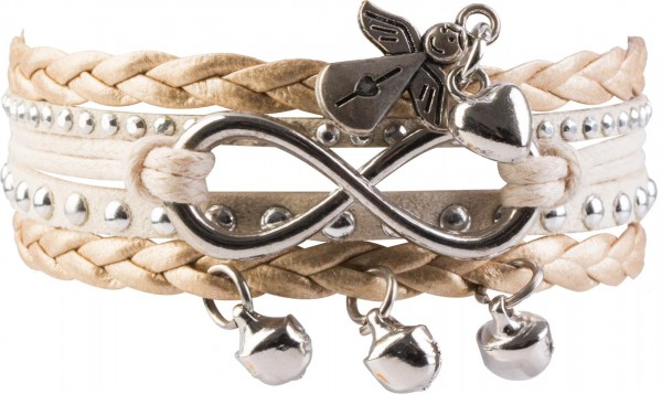 Goldline - COMBINATION 4 YOU JEWELRY® - Infinity Line Armband Nr.29