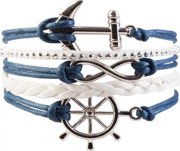 Goldline - COMBINATION 4 YOU JEWELRY® - Infinity Line Armband Nr.50